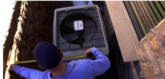 installing a wholesale air conditioner